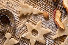 Tradition Christmas gingerbread Stock Photography