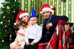 Tradition de famille Photographie stock libre de droits