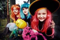 Tradition de Halloween Image libre de droits