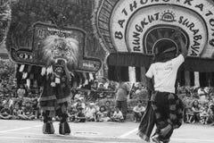 Tradition de l'Indonésie image stock