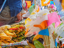 Tradition de Lanna Thai photo stock