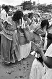 Tradition de Yemanjá Images libres de droits