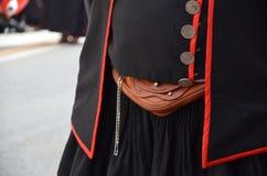 Tradition et gens de la Sardaigne photographie stock