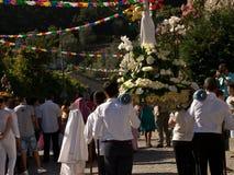 Tradition and faith on Braga Royalty Free Stock Photo