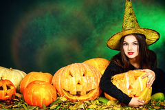 Tradition of halloween Stock Photography