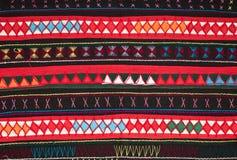 Handwork fabric stock photo