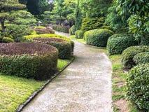 Tradition Japan garden,Zen garden. Tradition Japan garden,Zen garden,Garden decorate Japan style stock photo