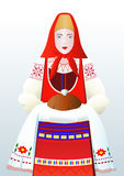 Tradition russe Photo stock