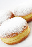 Tradition slovenian doughnuts Royalty Free Stock Image