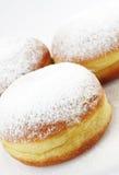 Tradition slovenian doughnuts Royalty Free Stock Image