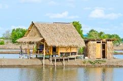 Tradition Thai hut Royalty Free Stock Image