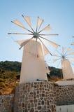 Tradition Windmill Stock Photo