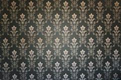 Traditionai do vintage da flor Imagens de Stock Royalty Free