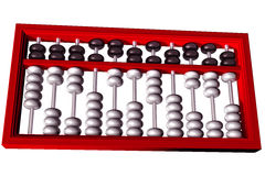 Traditional abacus Royalty Free Stock Image