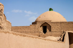 Traditional Adobe Building Royalty Free Stock Photos