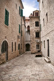 Traditional Adriatic house Royalty Free Stock Image