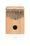 Traditional African instrument Kalimba Royalty Free Stock Photo