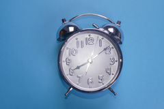 Traditional alarm clock Royalty Free Stock Images