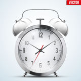 Traditional alarm clock Stock Photo