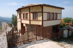 Traditional Albanian House Royalty Free Stock Photography