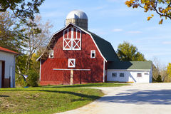 Traditional American Barn Stock Photos