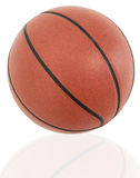 Traditional American Basketball Ball Close Up Stock Photography