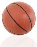 Traditional American Basketball Ball Close Up stock photography