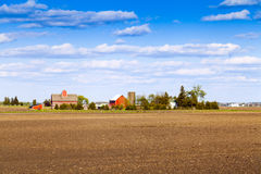 Traditional American Farm Stock Photography