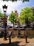 Traditional Amsterdam Royalty Free Stock Images