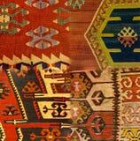 Traditional Anatolian pattern Stock Image