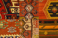Traditional Anatolian pattern Royalty Free Stock Image
