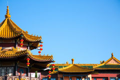 Traditional Ancient Historical Chinese House Stock Photo
