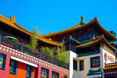Traditional Ancient Historical Chinese House Royalty Free Stock Photography