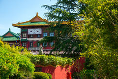 Traditional Ancient Historical Chinese House Stock Image