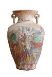 Traditional Ancient Vase. Royalty Free Stock Photo