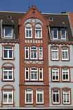 Traditional apartement building,. Traditional apartement building in Kiel, Germany Royalty Free Stock Photography