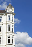Traditional apartement building, Germany Royalty Free Stock Photography
