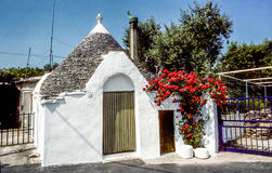 Traditional Apulian Trullo Royalty Free Stock Photo