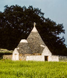 Traditional Apulian Trullo Stock Images
