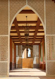 Traditional arabian architecture Royalty Free Stock Photos