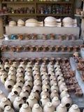 A traditional Arabian market Stock Image