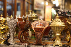 Free Traditional Arabic Incense Burner Stock Photography - 23762362