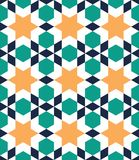 Traditional Arabic Islamic Background. Morocco Seamless Pattern. Traditional Arabic Islamic Background. Mosque decoration element Royalty Free Stock Photos