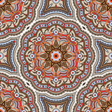 Traditional Arabic Islamic Background Seamless Pattern. Royalty Free Stock Photos