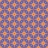 Traditional Arabic Islamic Background Seamless Pattern. Stock Photos