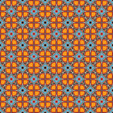 Traditional Arabic Islamic Background Seamless Pattern. Stock Images
