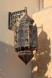 Traditional arabic lantern Royalty Free Stock Image