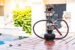 Traditional arabic shisha pipes hookah Royalty Free Stock Image