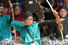 Traditional archery Stock Photography