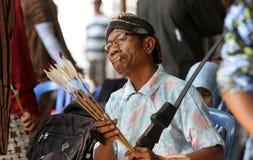 Traditional archery Stock Photo